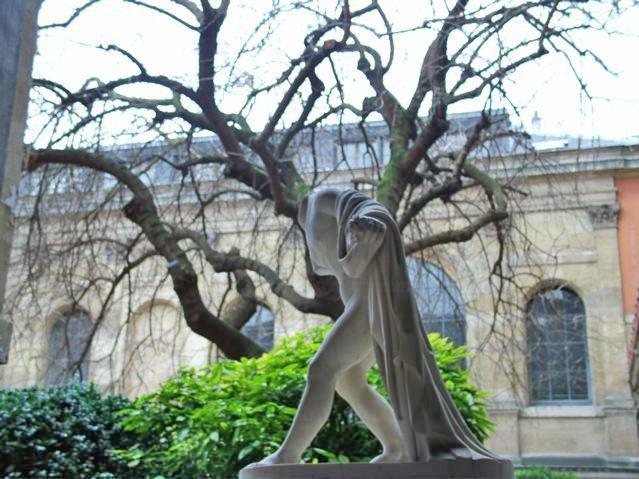 Ffmendoza - L'Ecole des Beaux Arts -Paris