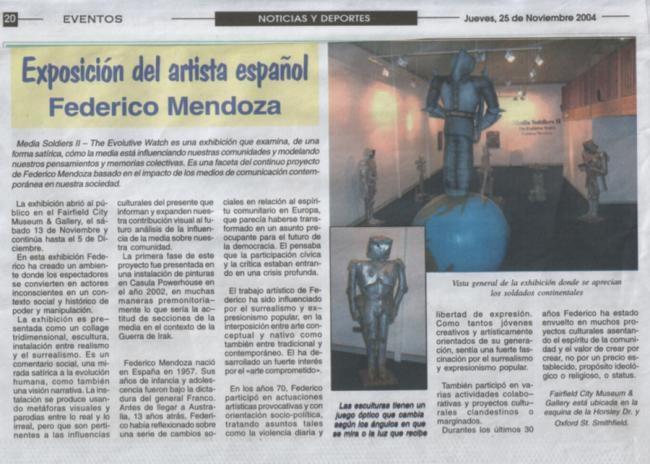 Ffmendoza - Media soldier 2 -Prensa -Soldado de los medios de comunicacion 2