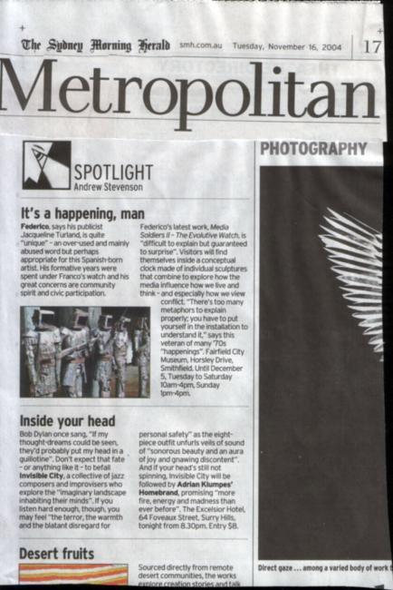 Ffmendoza - Media Soldier 2 / Press review