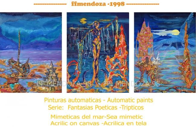 ffmendoza - Mimeticas del mar /Sea mimetic