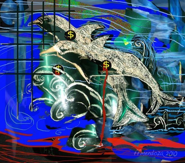 Ffmendoza - La herida del delfin