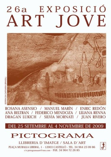 26 expo art jove -castellon