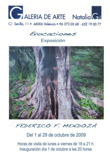 Evocaciones Cartel _ Exhibition Valencia